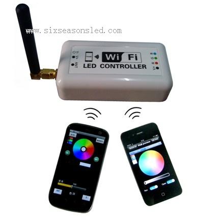 rgb wifi led controller